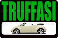 Gruppoecar - Truffa auto